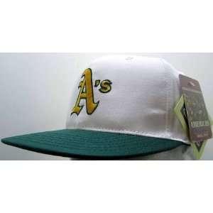 Oakland Athletics Vintage Retro Snpaback Cap Sports