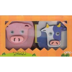 Chunky Farm Pack x 2 (Board Book) (9780333972427) Bolam Emily Books
