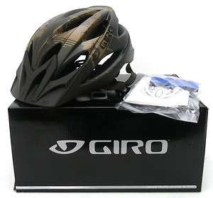 12 Giro XAR Matte Brown Cloud Nine bicycle mountain helmet LARGE MSRP
