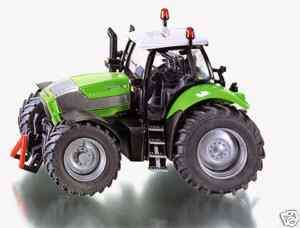 Deutz Fahr Agrotron X720 farm toy Tractor SIKU NEW 4WD