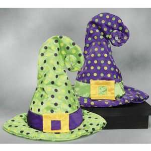 Animated Witch Hat Set of 2 HALLOWEEN Everything Else