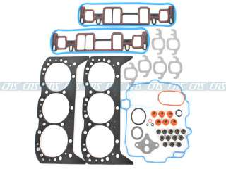 96 06 4.3L GMC CHEVROLET OHV 12V HEAD GASKET SET VORTEC