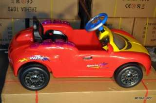 Ride on kids car toy power wheels battery remote control