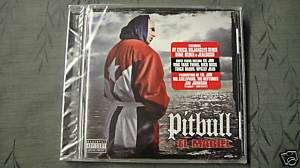 Mariel PA Pitbull TVT Fat Joe Wyclef BONUS CD 06 016581282025