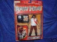 WWF MANKIND Mick Foley Raw Heat WWE NEW RARE