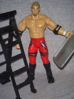 WWE Figure Ruthless Aggression Chris Jericho/ Accessory
