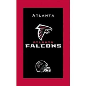 KR Strikeforce NFL Towel Atlanta Falcons  Sports