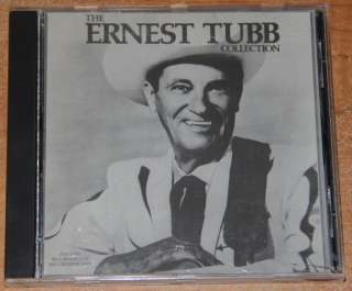 THE ERNEST TUBB COLLECTION Part II 2 last recordings CD
