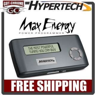 32000 Hypertech Max Energy Tuner 1996 2007 GM Gas Truck & SUV