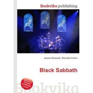 Black Sabbath Ronald Cohn Jesse Russell Books