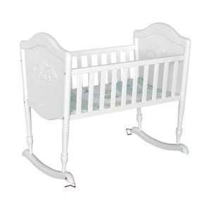Million Dollar Baby Chloe Rocking Cradle Baby