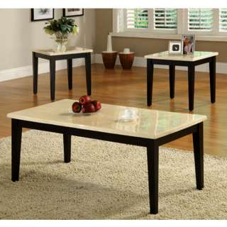 Raven 3 Piece Coffee & End Table Set