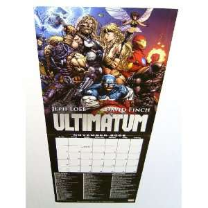 Promo PosterPunisher/Avengers Ultimatum/Captain America/Iron Man/Thor