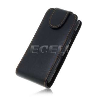 Ecell Style Range   Leather Flip Case for Samsung S5260 Star II