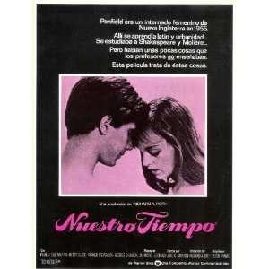 (11 x 17 Inches   28cm x 44cm) (1974) Spanish Style A  (Pamela Sue
