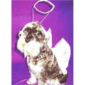 Pet Dog Angel Create a Costume Kit with Halo and Wings