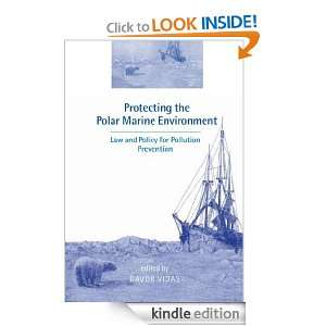 the Polar Marine Environment: Law and Policy for Pollution Prevention