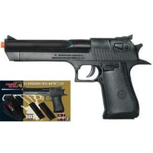 Desert Eagle .44 Mag Spring Airsoft Pistol w/ holster and