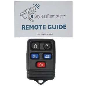 2007 2010 Ford Expedition Keyless Entry Remote Fob Clicker