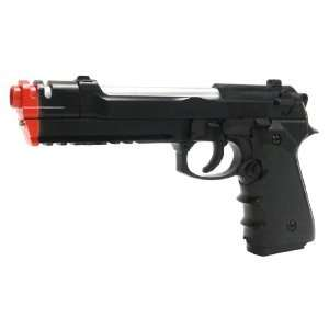 Spring Custom M92F Pistol FPS 200 Laser Airsoft Gun