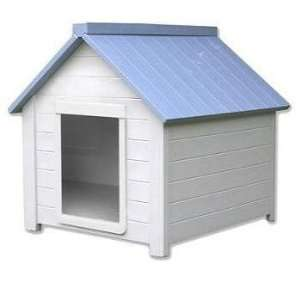 NewAgePet Small All Weather Insulated Dog House   Bunk House