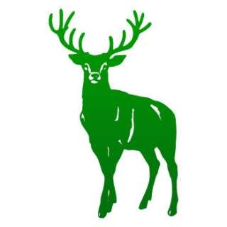 Decal Stickers Deer car window Hunter Hunting W7326