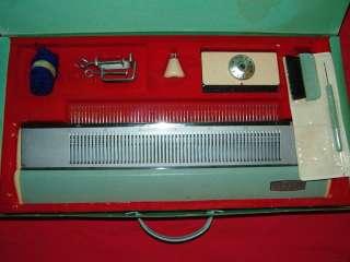 Empisal MINI INSTANCE KNITTING MACHINE Schnell Stricker Knitter