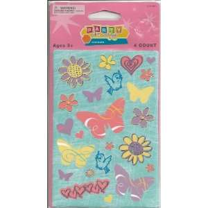 Butterfly Birds and Flowers Scrapbook Stickers (053 00