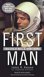 Armstrong by James R. Hansen 2005, Abridged, Audio Cassette