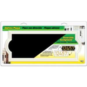 each: Hy Ko Rectangular Address Plaque (AK 461): Home Improvement