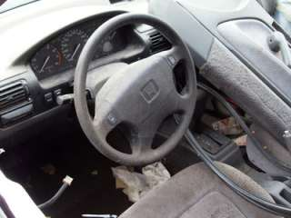 90 91 92 93 HONDA ACCORD AUTOMATIC TRANSMISSION
