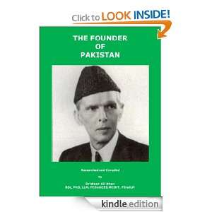 The Founder of Pakistan: Wazir (Dr) Khan:  Kindle Store