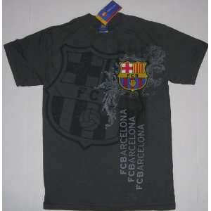 Fcb Barcelona Soccer Football T shirt Size Xl Everything