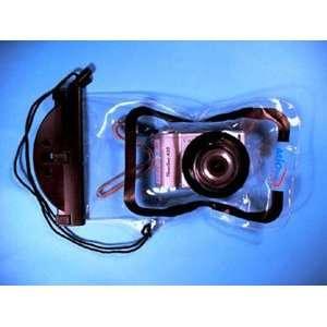 Waterproof Underwater Digital Camera Case Scuba Diving