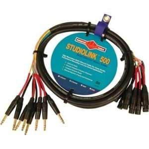 Multi Channel Audio Snake Cables; 8 Channel Snake Cable Electronics