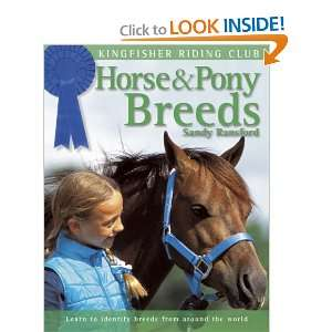 Horse and Pony Breeds (Kingfisher Riding Club) (Kingfisher Riding Club