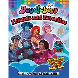 Doodlebops: Friends and Favorites (9781600952562): Cookie Jar: Books