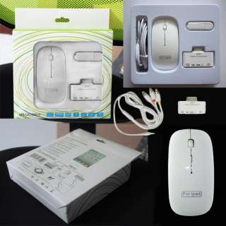 camera connection Kit Home entertainment HDTV wireless mouse for iPad