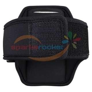 19 Accessory Bundle Kit Black Pull Leather Case Armband Holder for