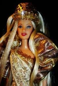 Medusa Greek Mythology Gorgon Barbie Doll Ooak Ringlets