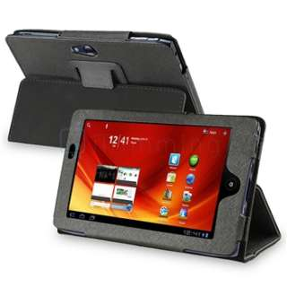 Leather Stand Cover Case For 7 Acer Iconia Tab A100 Tablet
