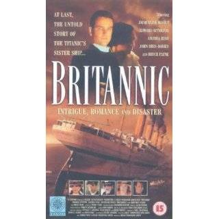 britannic vhs edward atterton amanda ryan jacqueline bisset and ben
