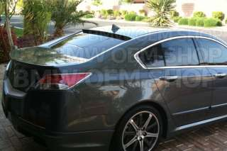 PAINTED ACURA TL 4TH SEDAN REAR ROOF SPOILER 09 10 NEW