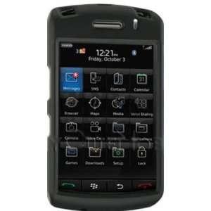 Modern Tech Black Armor Shell Case/Cover for BlackBerry