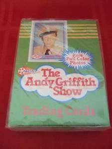 Andy Griffith Show Series 1 Trading Cards Wax Box
