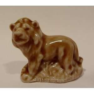 Lion   Red Rose Tea Wade Figurine, American Series #1 1983