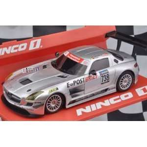1/32 Ninco Analog Slot Cars   Ninco 1 PLUS   AMG