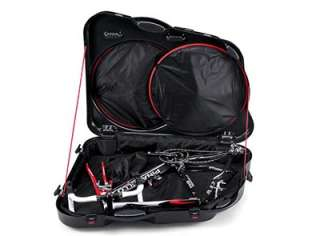 SCICON AERO TECH EVOLUTION HARD SHELL BIKE TRAVEL CASE