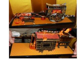 The following auction is for a Vintage Japanese Hina Doll Furniture Ox