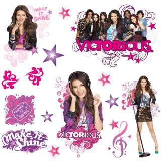 VICTORIOUS TORI VEGA 20 BiG Wall Stickers Room Decor Decals
